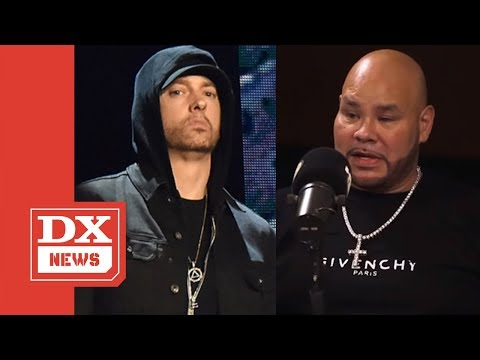 "Fat Joe Says His Eminem Collaboration Is ""The Most Disrespectful Song"""