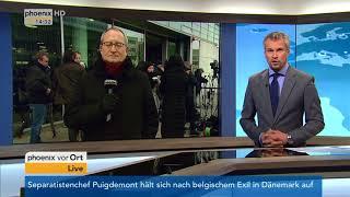 Erhard Scherfer mit einem Ausblick auf die kommenden Koalitionsverhandlungen am 22.01.18