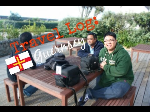 Living with Strangers : Travel Logs to Guernsey (Part 1)