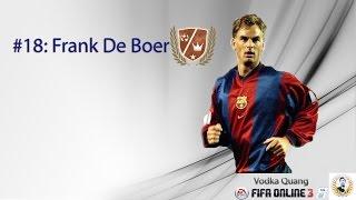 [Vodka Quang] REVIEW #18: FRANK DE BOER WORLD LEGEND