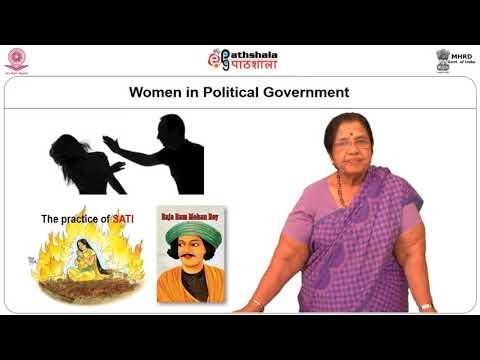 Women in Political Governance