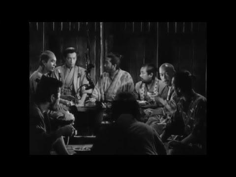 "Importancia Histórica de ""Los Siete Samuráis"" de Akira Kurosawa."