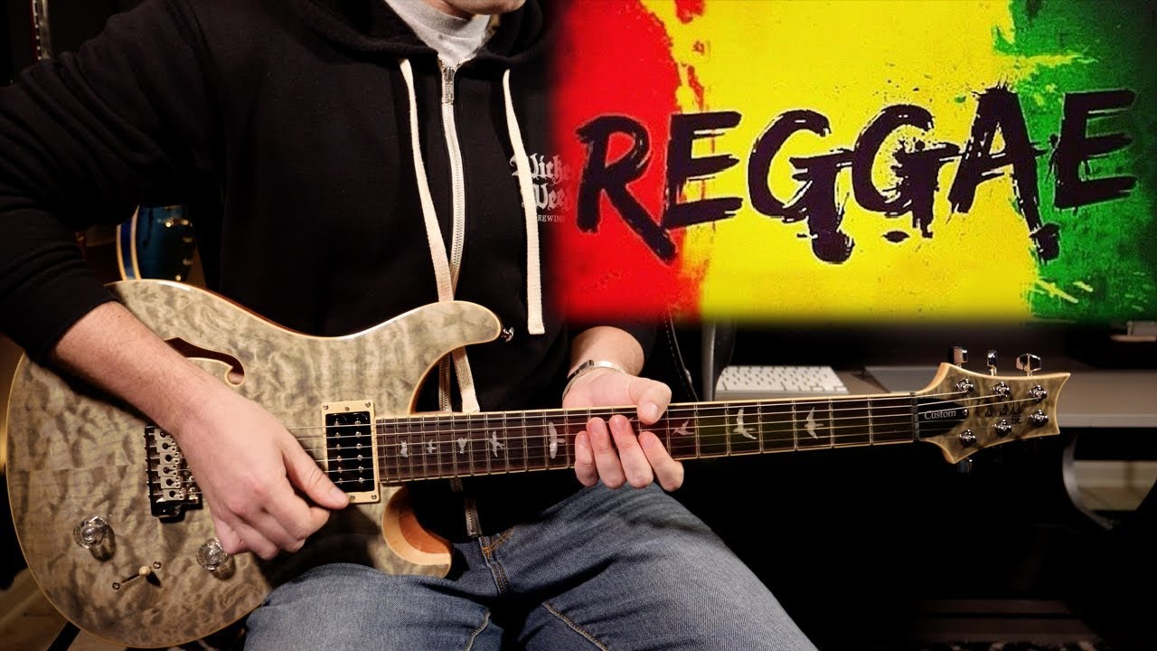 how to play reggae on electric guitar