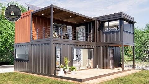 컨테이너하우스_실내면적 30평 컨테이너 하우스_ container house