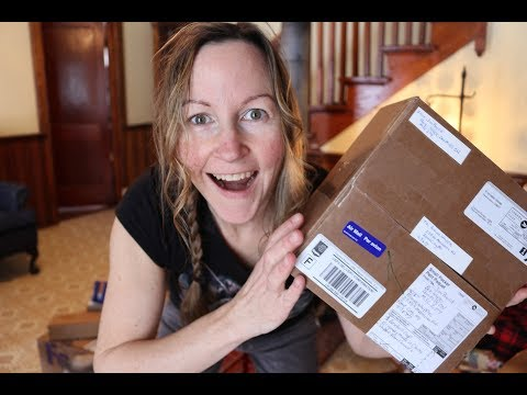 Mail Call! Unboxing Goodies from Subscribers + Surprise