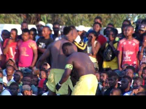 Doudou anjiabe Vs Black Man2 combat revanche à Ambilobe