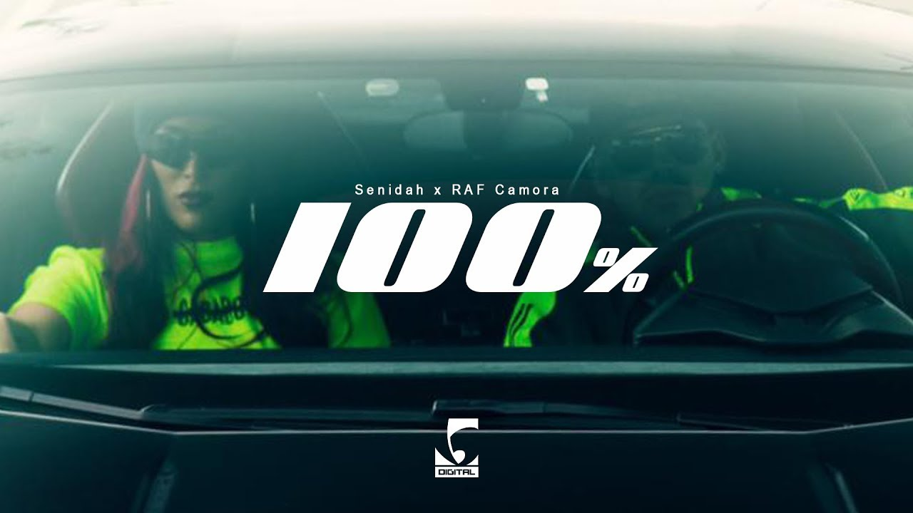Senidah x RAF Camora - 100%
