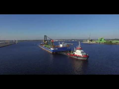 Dutch Offshore Base - Amsterdam