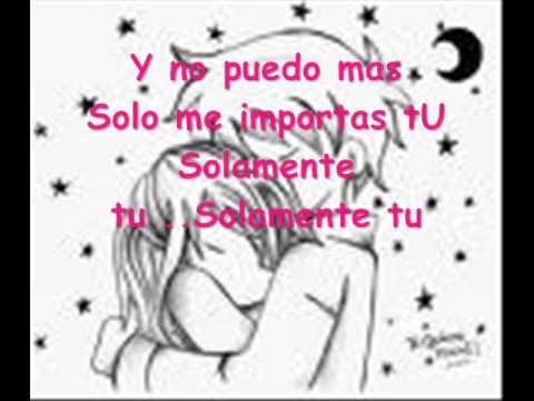 Solo Me Importas Tu ( Con Letra) – Enrique Iglesias