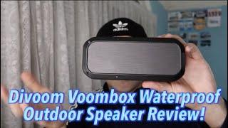 Is Divoom Voombox Waterproof Outdoor Speaker worth it? (Waterproof test)