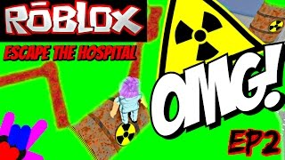 Roblox Gameplay Escape The Hospital Episode 2 @Fabu Rocks