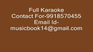 Jarasi Aahat Hoti Hai Karaoke