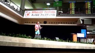 2012 Honolulu Festivalでの平井大さんの生演奏です:)))) @Alamoana Cen...