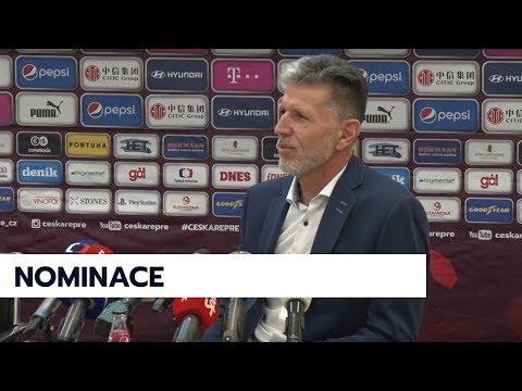 Nominace ČR A: Darida zpátky v národním týmu