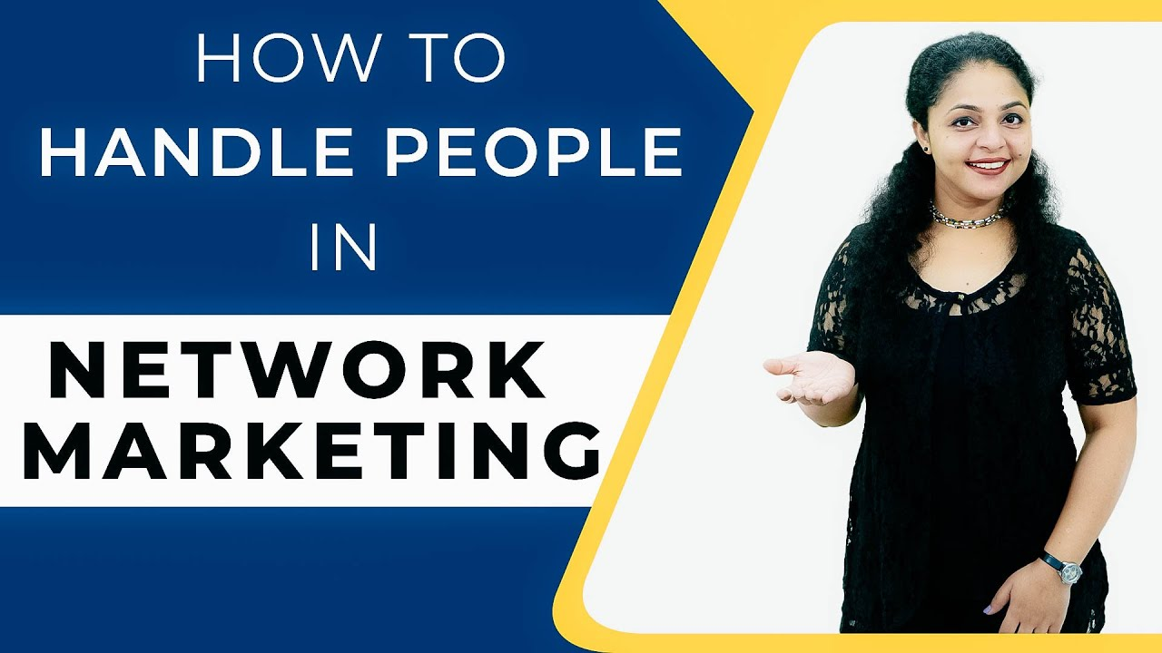 4K [Hindi] How to Handle People in Network Marketing | How to Handle Team in Network Marketing