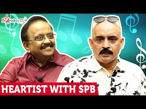 SPB talks about Singing for MGR, Kamal, Rajini | Interview with English Subs | Part 1 | Heartist