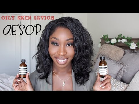 """AESOP SKINCARE """"IN TWO MINDS"""" 