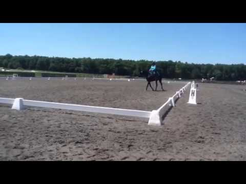 Angie and Velvet Western Dressage Intro