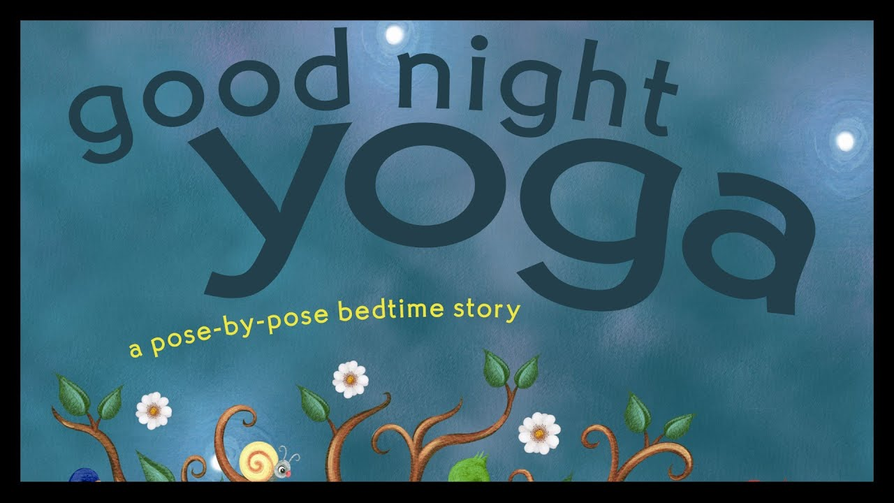 Bedtime Yoga Sequence - YouTube