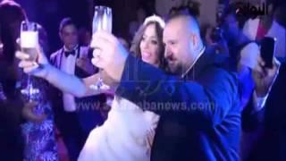 فضيحة الفنانة هبة ابو سريع في حفل زفافها   شاهد للكبار فقط +18