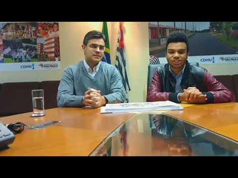 HOLIDAY E RODRIGO GARCIA - Pré-candidato a governador Rodrigo tenta chegar a jovens