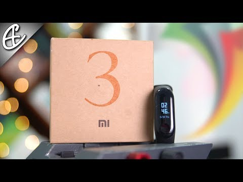 Xiaomi Mi Band 3 - Unboxing & Hands On Overview - Best Budget Fitness Tracker!!!