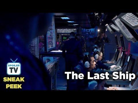 """The Last Ship 5x10 Sneak Peek Clip 1 Series Finale """"Commitment"""""""