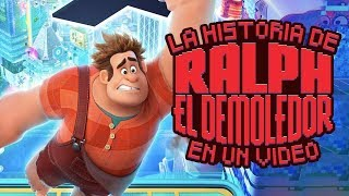 Ralph el Demoledor I La Historia en 1 video