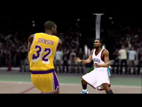 NBA 2K12 Intro Opening Sequence: Kurtis Blow  Basketball HD