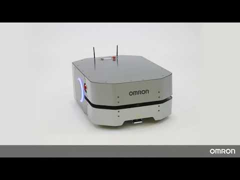 LD-250 mobile robot tutorial 1- Getting started