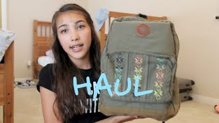 HUGE Summer Haul ! (Brandy Melville, Pacsun,+ more) 2013 Thumbnail