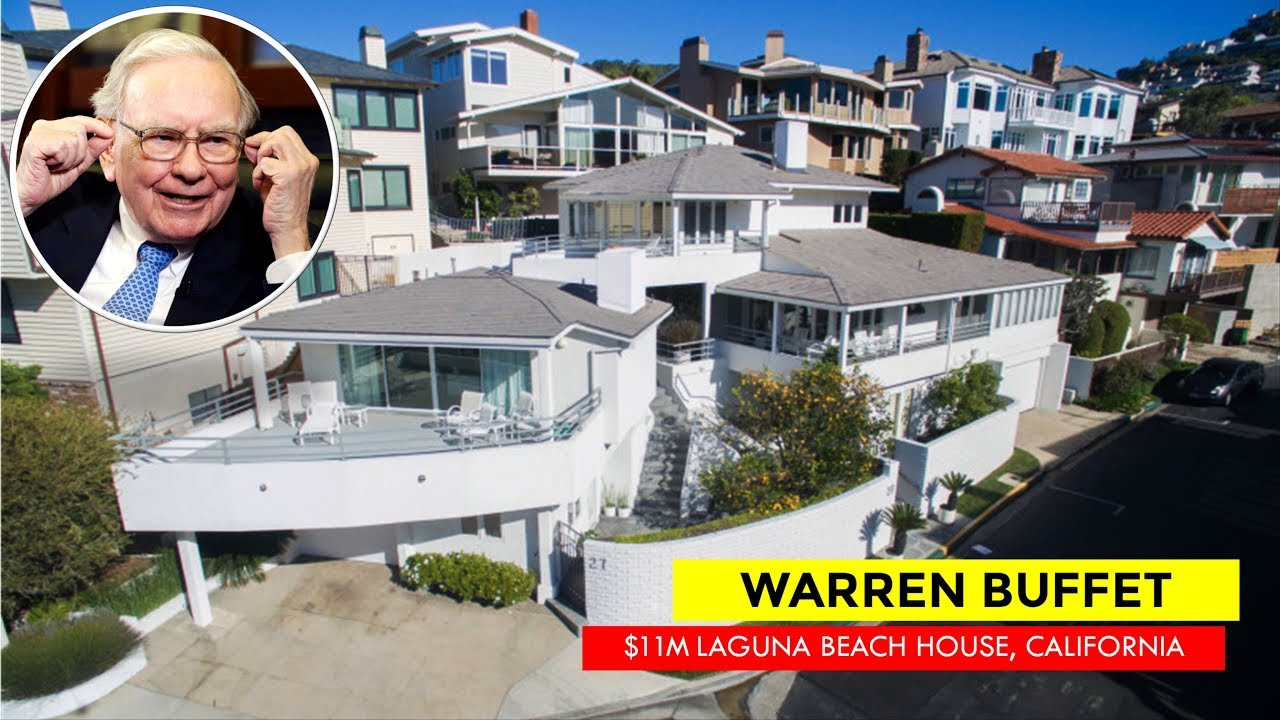 Business Magnate Warren Buffett S 7 9m Beach House In 27 Emerald