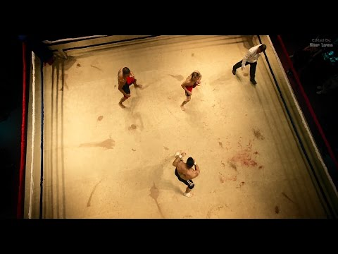Boyka: Undisputed 4 (2016) -  All the fighting scenes - Part 2 (Only Action) [4K] thumbnail
