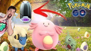 ¡NUEVO EVENTO PICHU SHINY, LARVITAR, SUPER INCUBADORA, HUEVOS ESPECIALES en Pokémon GO! [Keibron]