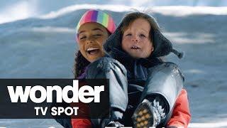 "Wonder (2017 Movie) Official TV Spot - ""Holiday"" – Julia Roberts, Owen Wilson"