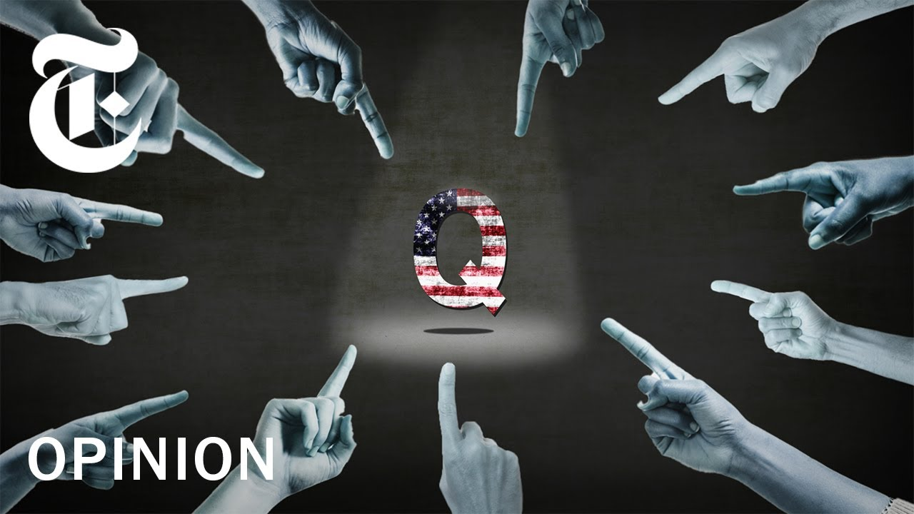 Support for QAnon is hard to measure  and polls may overestimate it