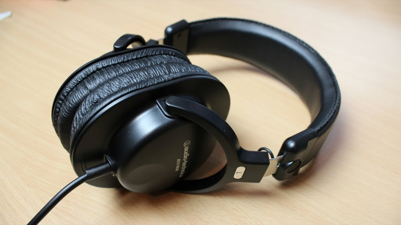 Audio-Technica ATH-M30X Review - YouTube