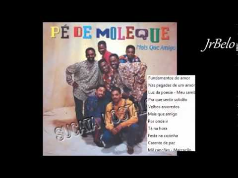 Grupo Pe de Moleque Cd Completo 1993 JrBelo