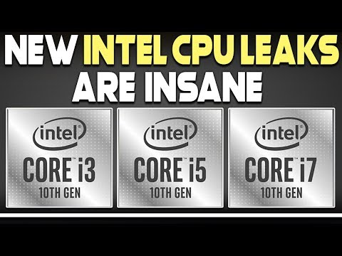 New INTEL CPU LEAKS Are INSANE + GREAT FREE PC EGS GAME!