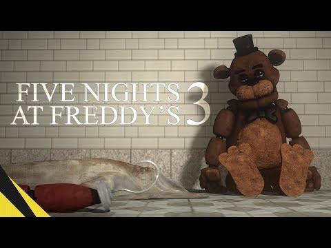 [SFM] Five Nights at Freddy's 3 (Trailer) [Fan Made] | FNAF Animation