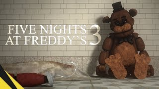 [SFM] Five Nights at Freddy's 3 (Trailer) [Fan Made] | FNAF Animation