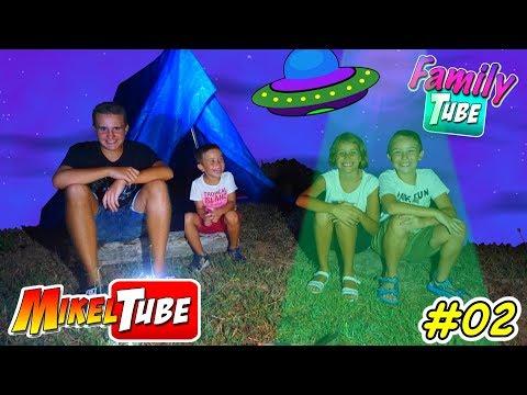 FamilyTube #02 Lola y Pau vienen de vacaciones de verano