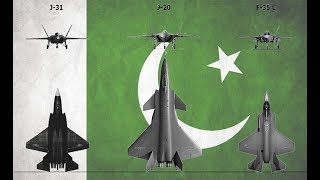 New Pakistani Fighter Jet (5th Generation) || Future of Pakistan Air force