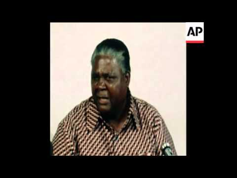Download SYND 14 9 78 NKOMO AT PRESS CONFERENCE SPEAKS ABOUT SETTLEMENT WITH RHODESIA