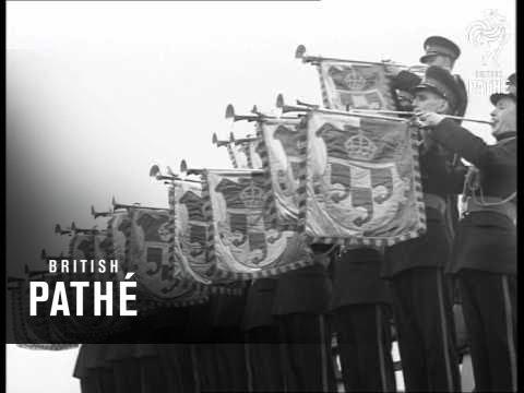 Selected Originals - The Coronation Of Her Majesty Queen Elizabeth -  Coronaton Fanfare (1953)