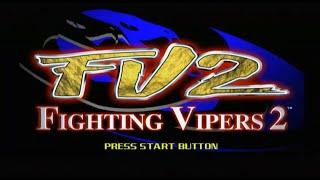 Fighting Vipers 2 | Sega AM2 | Sega Dreamcast |