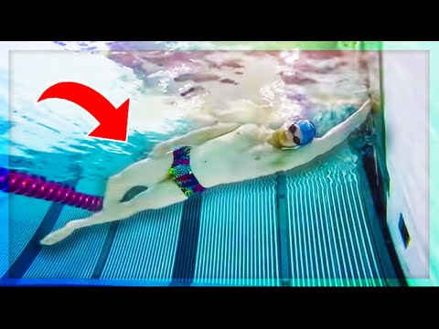This Trick Helped My Sinking Legs During Swimming! | Triathlon Taren