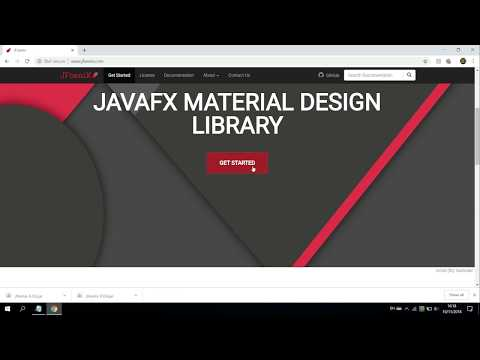 Download Install Jfoenix In Scenebuilder MP3, MKV, MP4