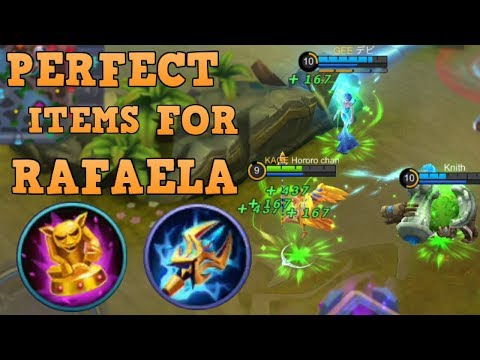 NEW ITEMS FOR RAFAELA ANCIENT GHOSTATUE AND LIGHTNING TRUNCHEON