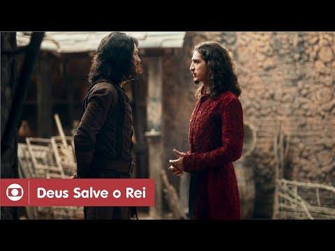 Deus Salve O Rei: capítulo 72 da novela, segunda, 2 de abril, na Globo